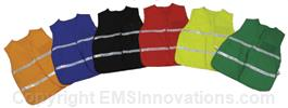 Incident Command Vests - Basic