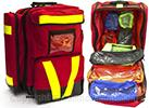 Pediatric Response Kit - BLS in KEMP Bag