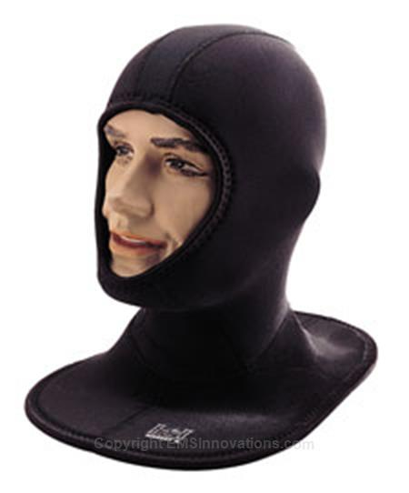 Cold Water Dive Hood, 7mm